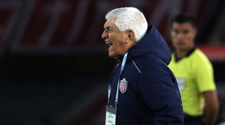 Julio Comesaña, entrenador uruguayo