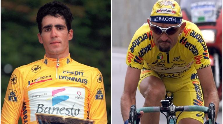 Miguel Induráin vs Marco Pantani