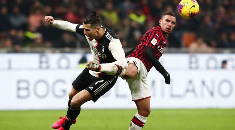 Milan - Juventus - Copa Italia