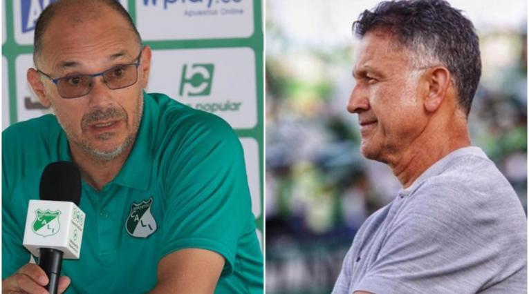Alfredo Arias y Juan Carlos Osorio