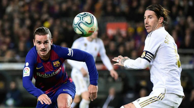 Barcelona Vs. Real Madrid - 2020