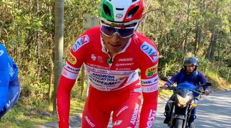 Jhonatan Restrepo volvió a ganar en el Tour de Ruanda