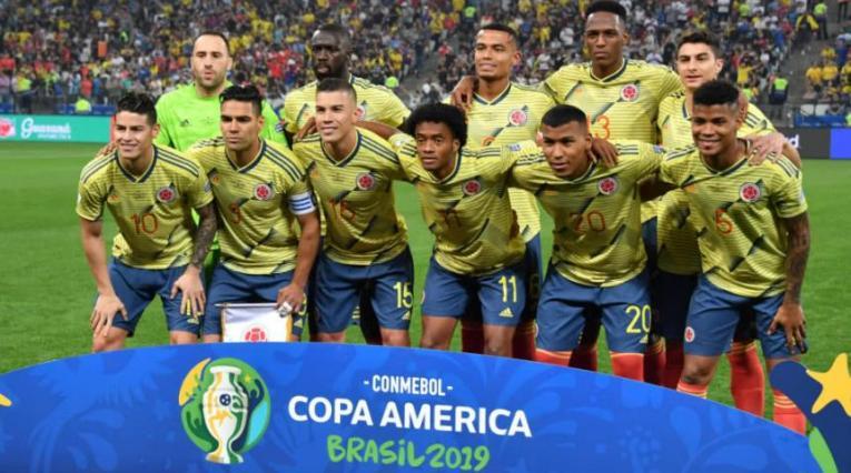 Selección Colombia, jugadores formados