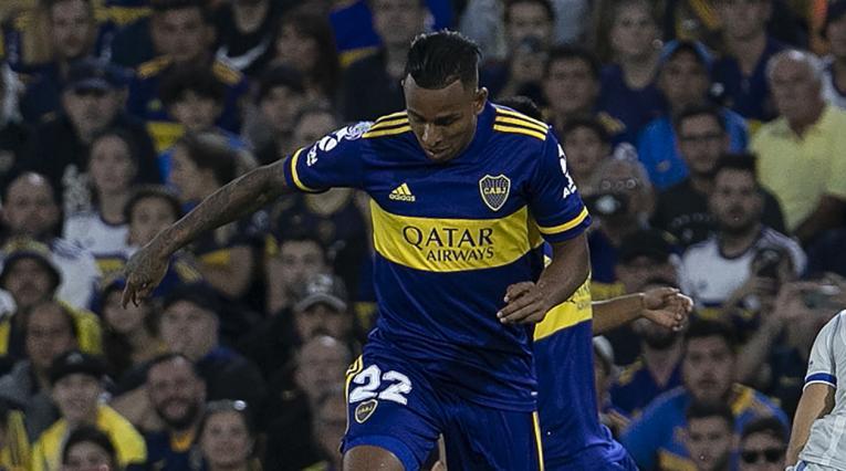Sebastián Villa, Boca Juniors