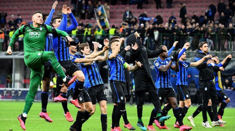 Atalanta vs Valencia - Champions League 2020