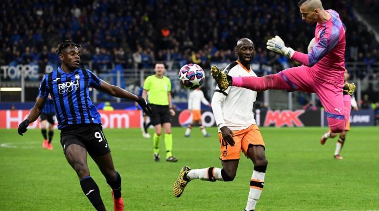 Atalanta vs Valencia - Champions League