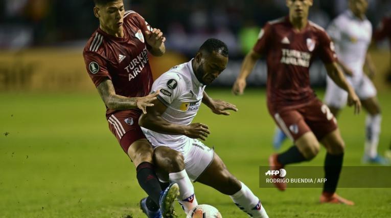 Liga de Quito vs River Plate - Copa Libertadores