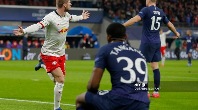 Leipzig vs Tottenham - Champions League