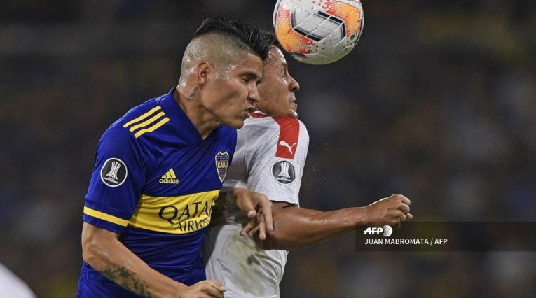 Jorman Campuzano, Boca Juniors