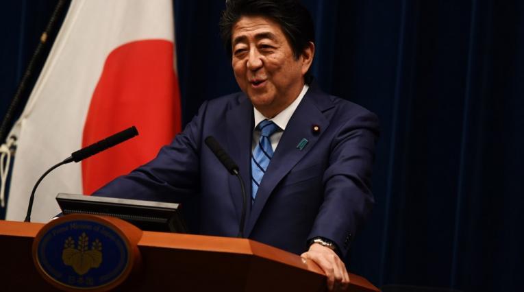Shinzo Abe, Juegos Olímpicos