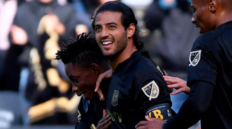 Carlos Vela, MLS, Los Angeles FC