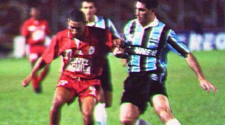 América vs Gremio, un recuerdo de la Libertadores de 1996