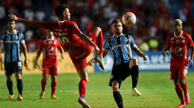 América de Cali vs Gremio, Copa Libertadores