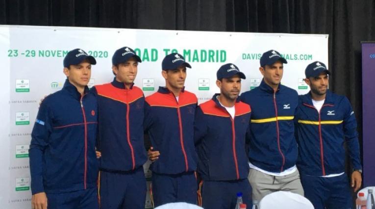Colombia Copa Davis 2020