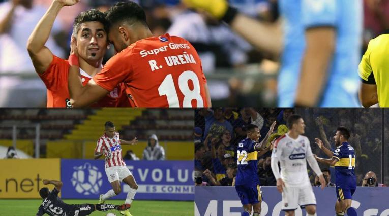 Colombianos Copa Libertadores