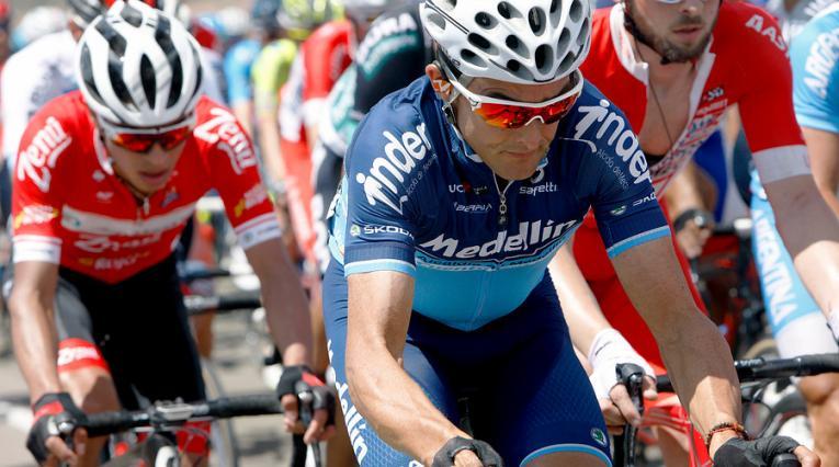 Óscar Sevilla, Team Medellín