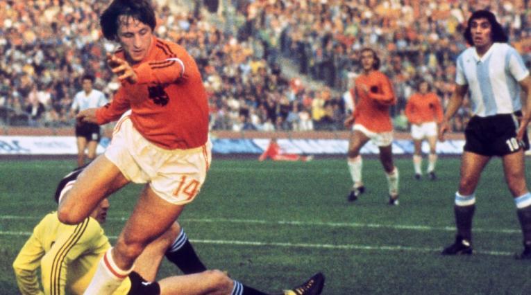 Johan Cruyff, cuatro años de su partida