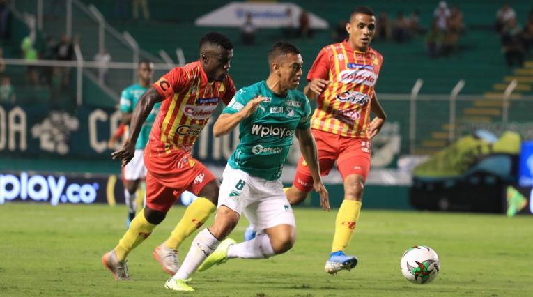 Deportivo Cali vs Deportivo Pereira 2020
