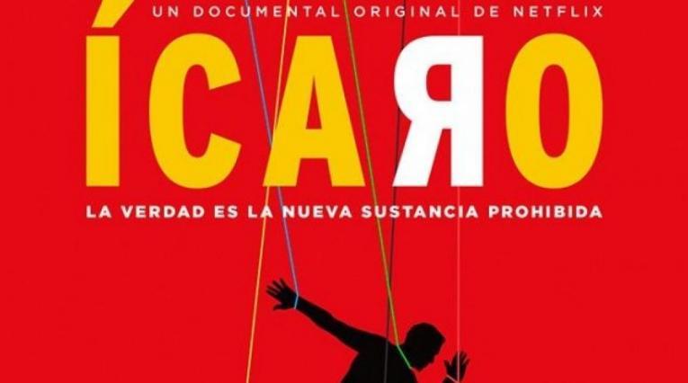 Icaro, documental sobre dopaje