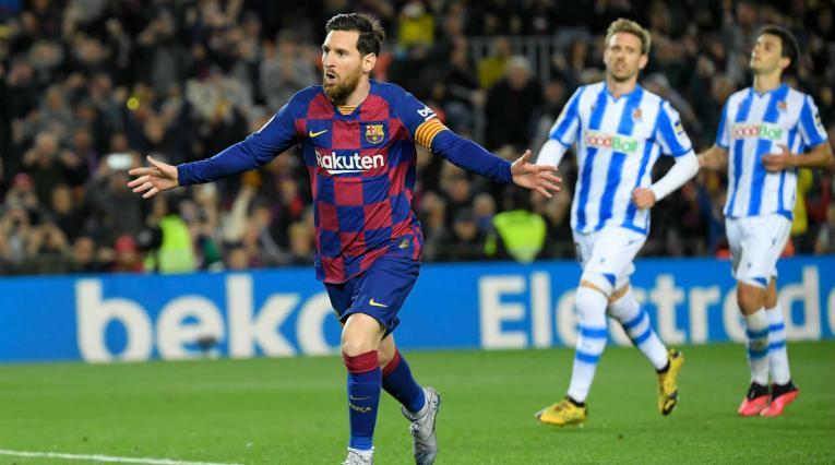 Messi - 2020