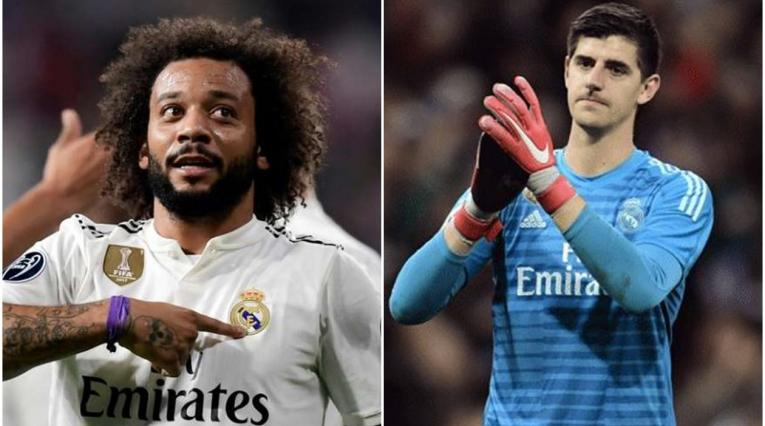 Marcelo y Courtois