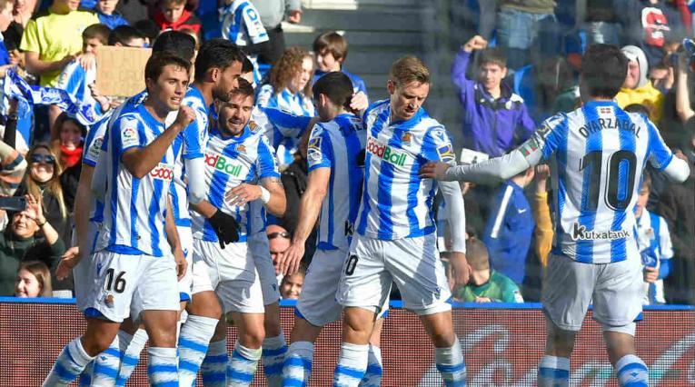 Real Sociedad, finalista Copa del Rey