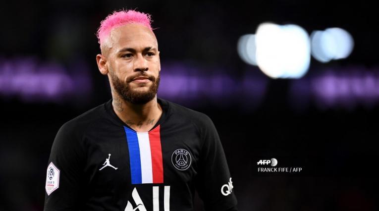 Neymar, PSG