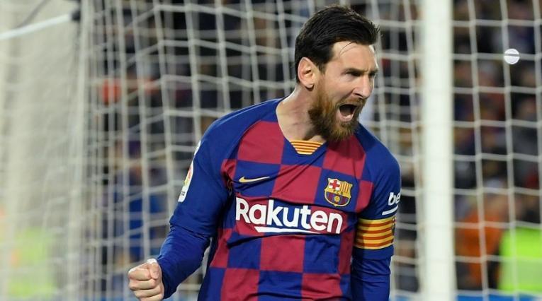 Lionel Messi - 2020