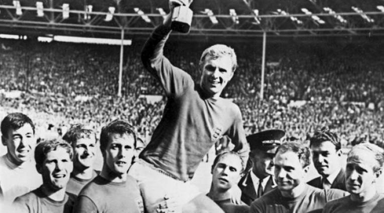 Inglaterra, campeón del mundo en 1966