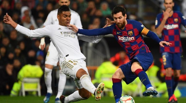 Clásico Real Madrid vs Barcelona