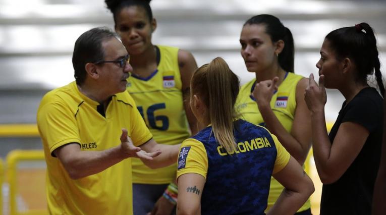 Selección Colombia de Voleibol femenino