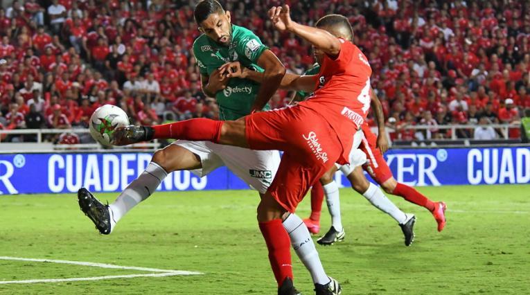 Deportivo Cali vs America, Liga Betplay