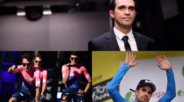 Contador, Landa, Urán