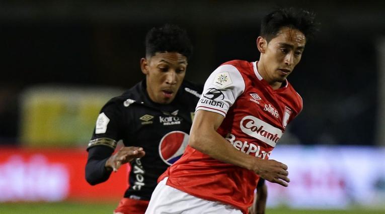 Independiente Santa Fe, Fabián Sambueza