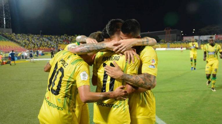 Atlético Bucaramanga.