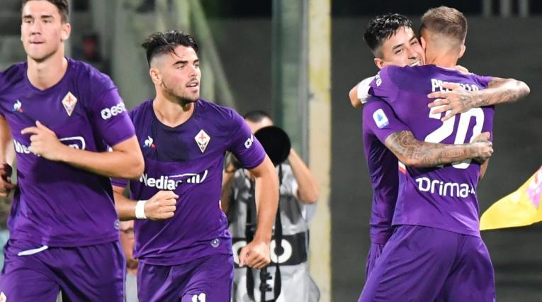 Jugadores de la Fiorentina
