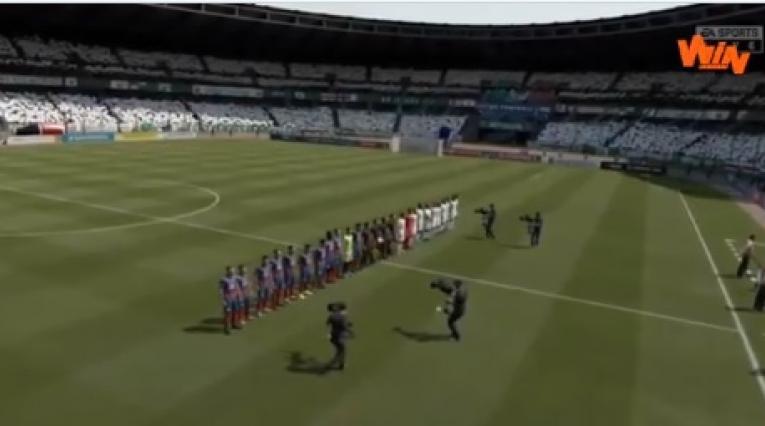 Unión Magdalena vs Once Caldas - Liga virtual Dimayor