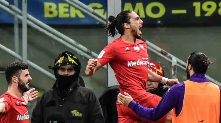Martín Cáceres Fiorentina