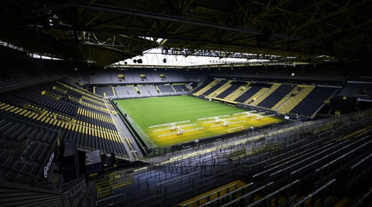 Estadio, Borussia Dortmund