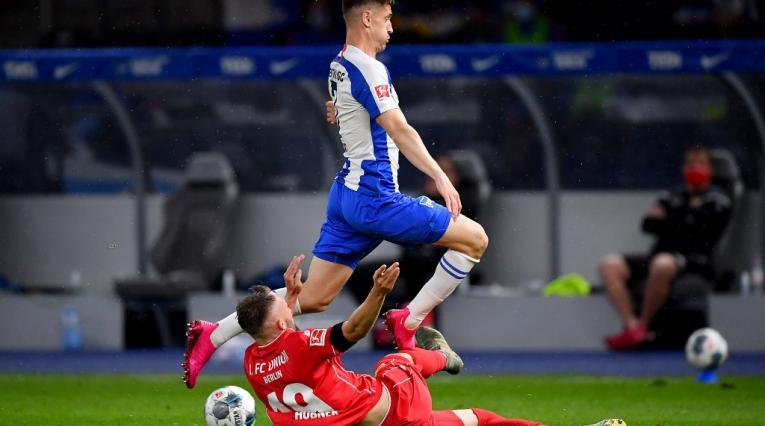 Hertha Berlín vs Unión Berlín - Bundesliga