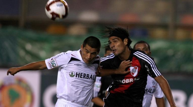 Falcao - River Plate
