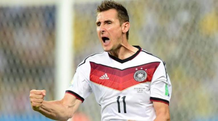 Miroslav Klose, exjugador alemán