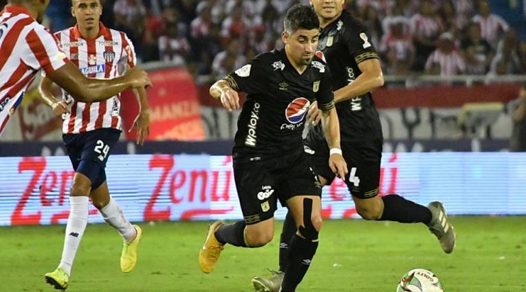 Matías Pisano, jugador del América