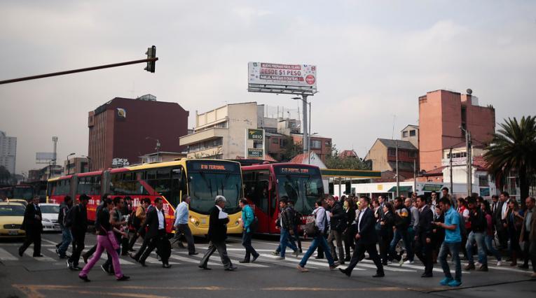 Cuarentena, Bogotá