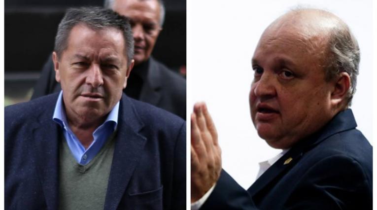 Eduardo Méndez y Jorge Enrique Vélez