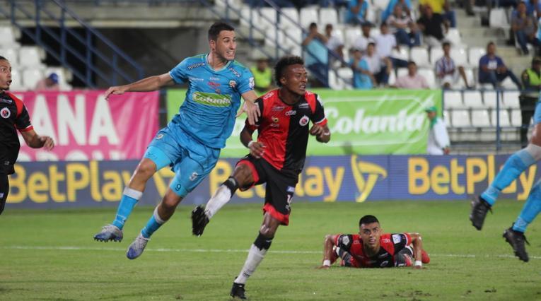 Cúcuta vs Jaguares - Liga BetPlay2020