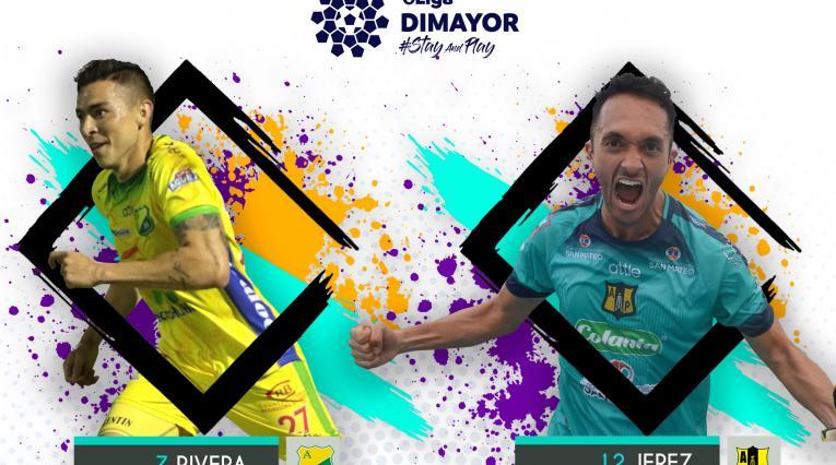 Alianza Petrolera vs Huila - eLiga Dimayor