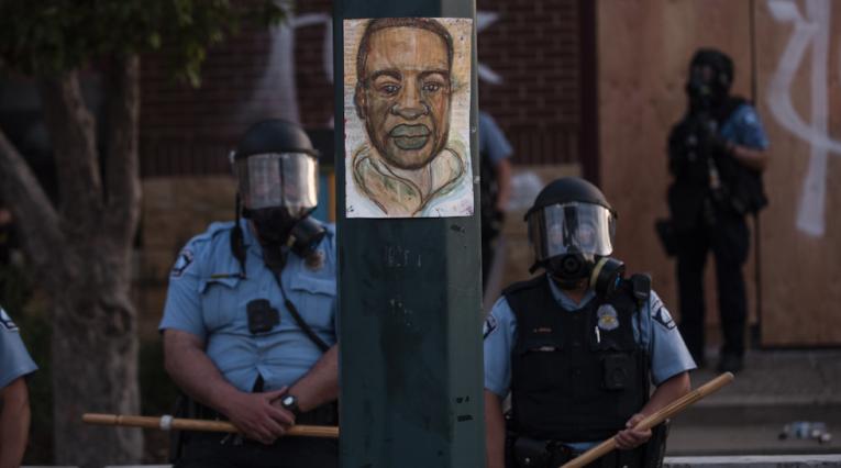 Protestas en Minneapolis por muerte de George Floyd
