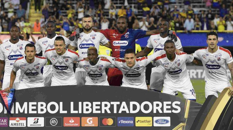 Medellín, equipo formado Copa Libertadores 2020