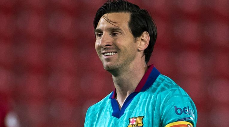 Lionel Messi - Mallorca vs Barcelona